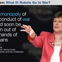 3 Technologies That Will Transform Warfare
