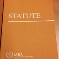 International Atomic Energy Agency Statute at Sixty