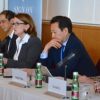 Achieving the Entry into Force of the CTBT
