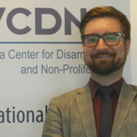 Welcome Ulrich Kühn, VCDNP Senior Research Associate