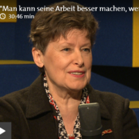SWR1 Leute Interview with VCDNP's Angela Kane