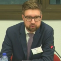 VCDNP's Ulrich Kühn Addresses EU Export Control Forum 2017