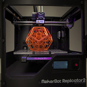 Additive Manufacturing (src: Creative Tools/Flickr)
